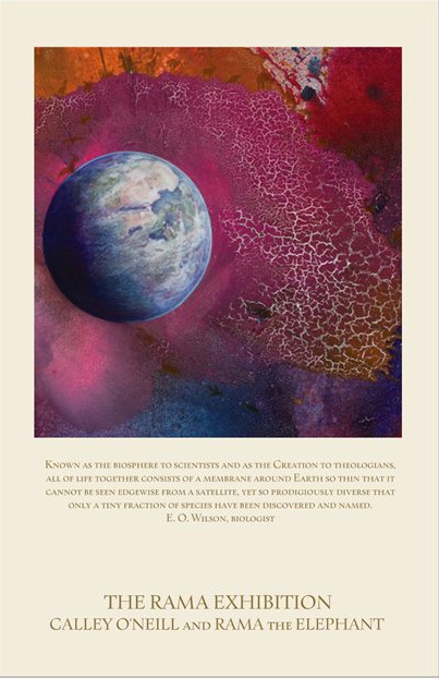 """Known as the biosphere to scientists and as the Creation to theologians, all of life together consists of a membrane around Earth so thin that it cannot be seen edgewise from a satellite, yet so prodigiously diverse that only a tiny fraction of species have been discovered and named.""  E. O. Wilson"